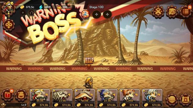 Metal Slug Infinity: Idle Game imagem de tela 12