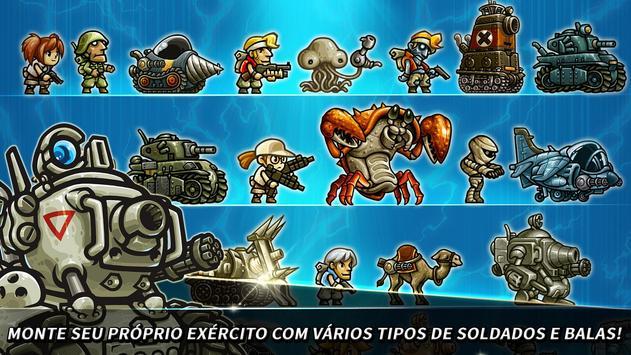 Metal Slug Infinity: Idle Game imagem de tela 1