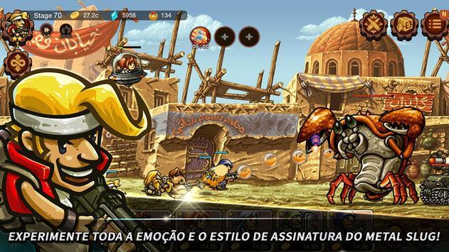 Metal Slug Infinity: Idle Game imagem de tela 7