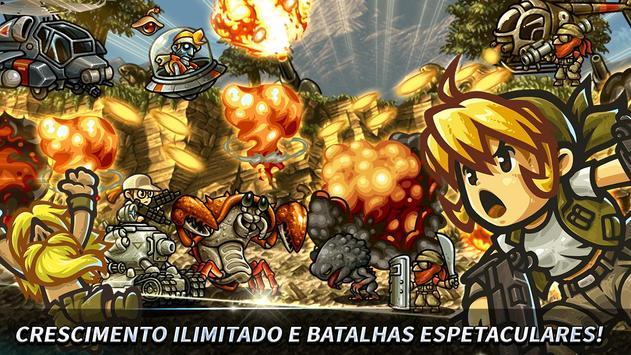 Metal Slug Infinity: Idle Game imagem de tela 9