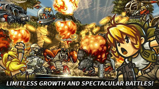 Metal Slug Infinity: Idle Role Playing Game screenshot 17