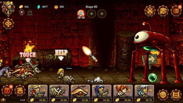 Metal Slug Infinity: Idle Role Playing Game screenshot 5