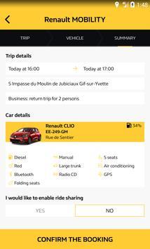 PRO Renault MOBILITY screenshot 2