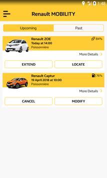 PRO Renault MOBILITY screenshot 3