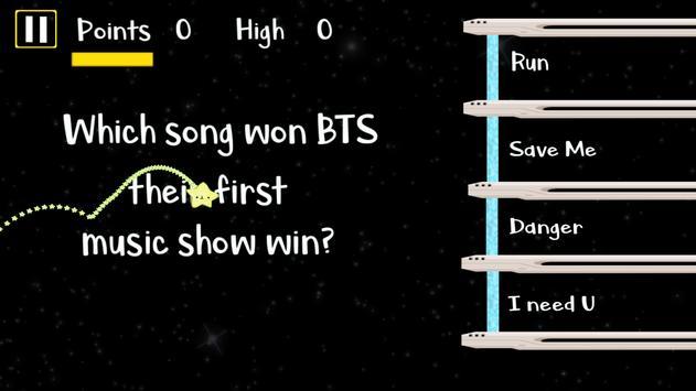 BTS Quiz screenshot 6