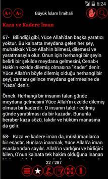 Büyük İslam İlmihali(Ö.Nasuhi) screenshot 7