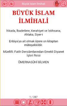 Büyük İslam İlmihali(Ö.Nasuhi) screenshot 1
