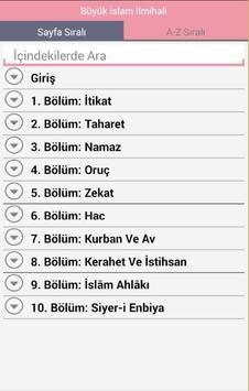 Büyük İslam İlmihali(Ö.Nasuhi) screenshot 2