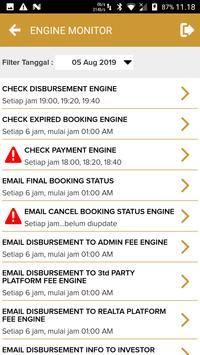 eKORPRI Admin screenshot 2