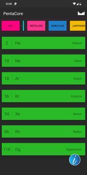 PentaCore screenshot 1