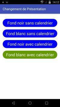 Bamileke's Local Calendars screenshot 2
