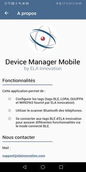 Device Manager Mobile captura de pantalla 1