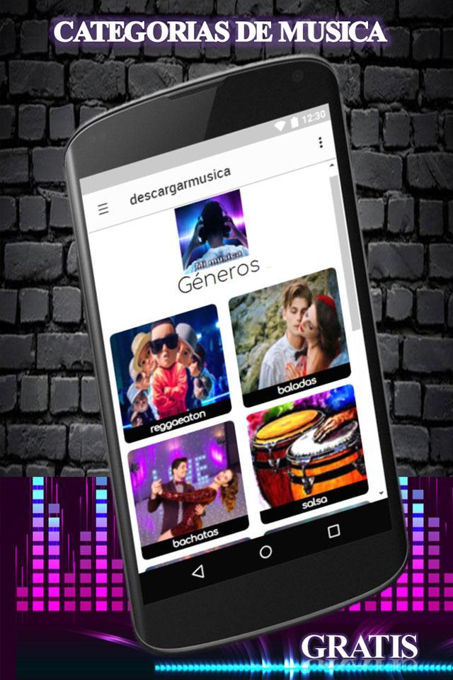 Escuchar Y Descargar Musica Gratis Mp3 Guia For Android Apk Download