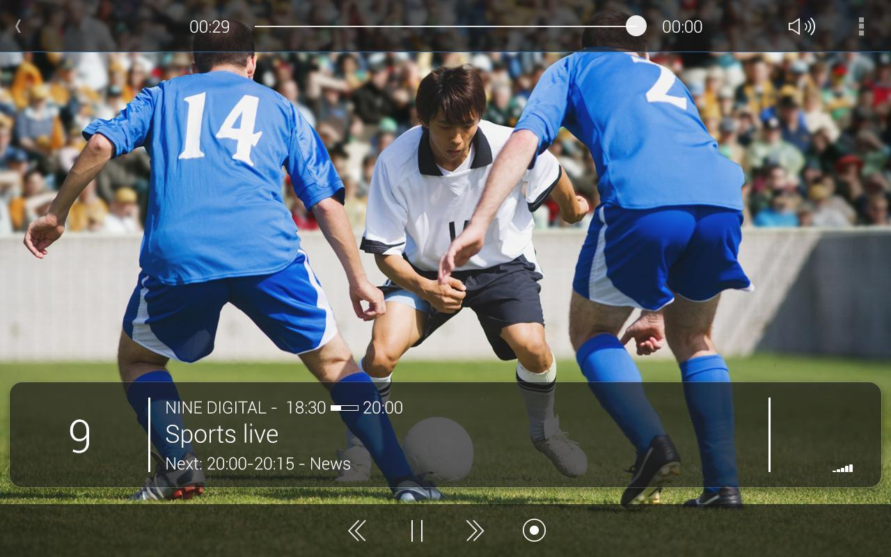EyeTV Netstream для Андроид - скачать APK