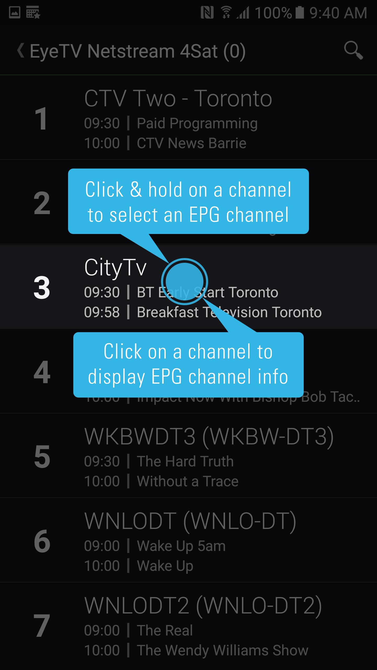 EyeTV Netstream for Android - APK Download