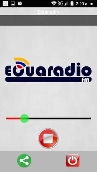 Ecuaradio poster