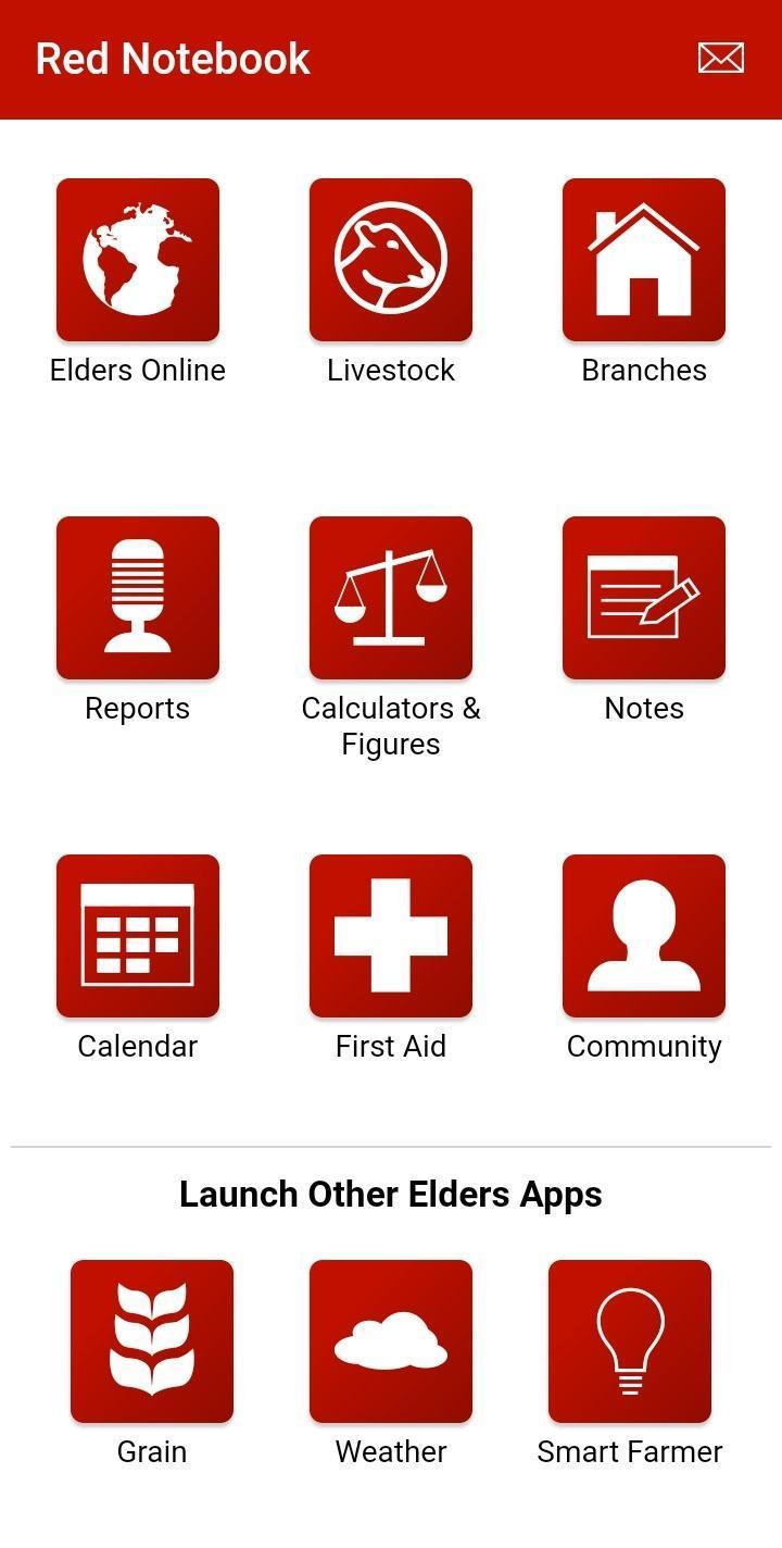 foto de Elders Red Notebook for Android - APK Download