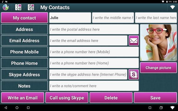 Elementique Senior Messages screenshot 10