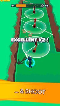 Stickman Dash screenshot 2