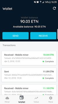 Electroneum screenshot 4
