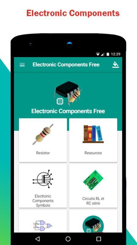 Electronic Components for Android - APK Download