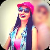 Blurred icon