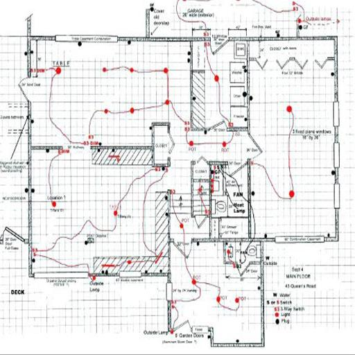 electrical house wiring diagram screenshot 7