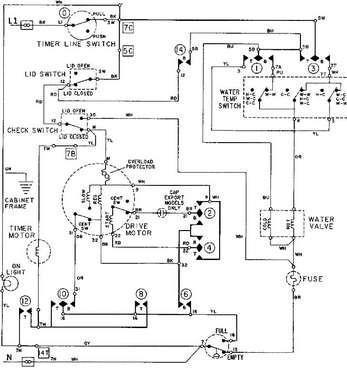 Electrical Timer Symbols