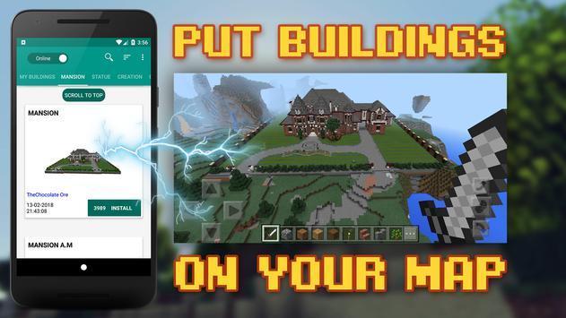 Buildings for Minecraft Ekran Görüntüsü 6