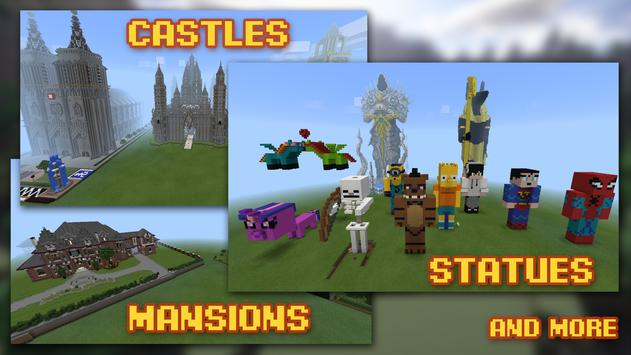 Buildings for Minecraft screenshot 1