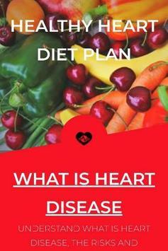 Healthy Heart Diet Plan screenshot 1