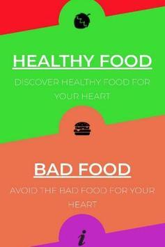 Healthy Heart Diet Plan screenshot 2