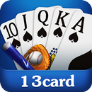 Chinese poker - Pusoy, Capsa susun, Free 13 poker APK Android