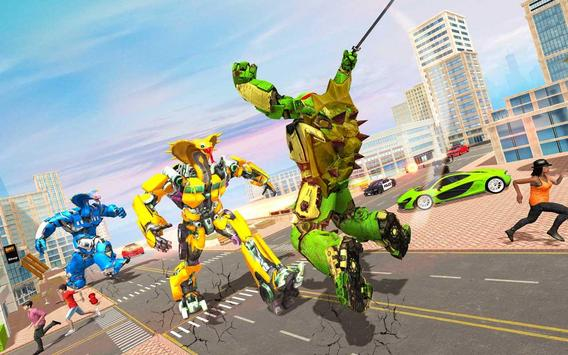 US Army Turtles Transform Robot Hero screenshot 3