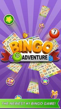 Bingo Adventure poster