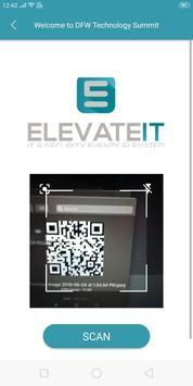 ElevateIT - Badge Scanner App screenshot 1