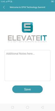 ElevateIT - Badge Scanner App screenshot 2