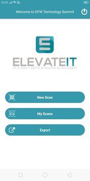 ElevateIT - Badge Scanner App screenshot 4
