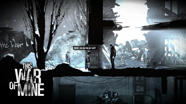 This War of Mine الملصق