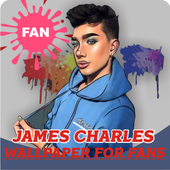 Wallpapers for James Charles FAN icon