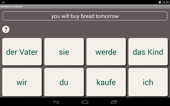 German in a Month screenshot 7