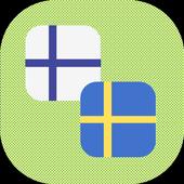 Finnish - Swedish Translator icon