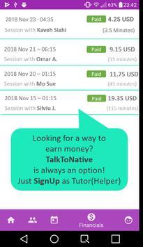 Talk To Native screenshot 2