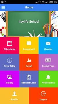 Elinkins Smart School Connect poster