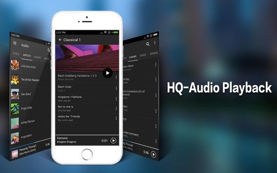 HD Video Player screenshot 10