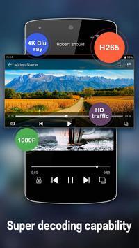 HD Video Player screenshot 2