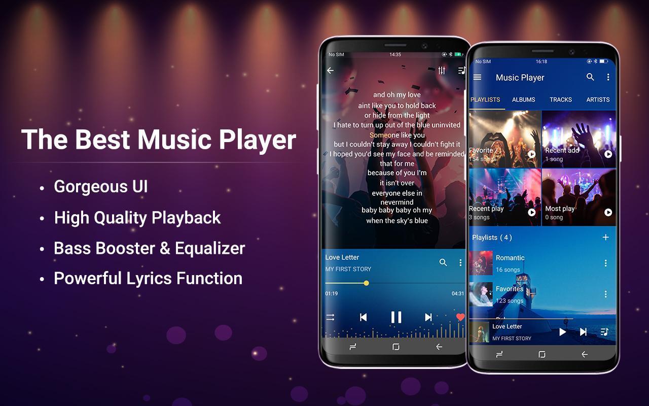 android 音楽 プレイヤー