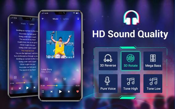 Music Player screenshot 8