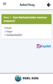 Mobil Kurs screenshot 14