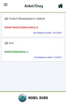 Mobil Kurs screenshot 13